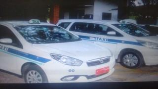 Táxi Campinas Atendimento 24 Horas